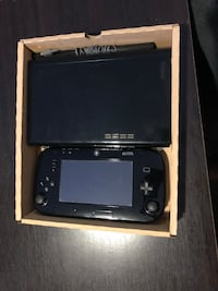 WII U in perfect condition. Barely played Montréal, H1Z 3G4