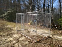 gray metal chain link fence Stafford, 22554