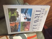 New sealed National geographic four seasons of travel coffee table book Mississauga, L5E