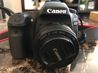 Canon 80D with 50 mm lens Los Angeles, 91401