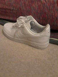 All white air force 1s 1987 Laurel, 20707