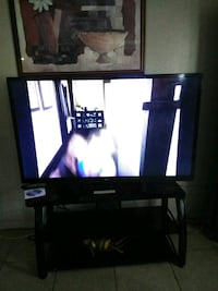 """LG 55"""" inch t.v with stand  Ocala, 34473"""