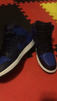 Jordan 1s Blue and Black Toronto, M4S 1S2