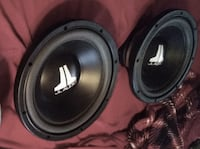 "JL Audio 10"" speakers Cabot"