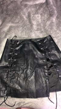 leather skirt Bowie, 20716