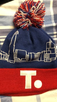T dot skyline toque new with tag Toronto, M9W 3G6