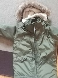 Boys winter jacket size 7-8 from H&M