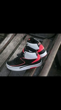 jordan 2 infrared BNIB size 10 100% authentic pick Vancouver, V5R 6H8