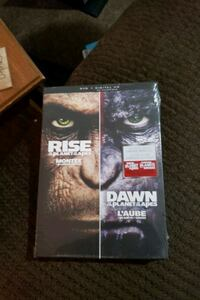 Rise of the Planet of the Apes/ Dawn of the Planet Ottawa, K1K 4W3
