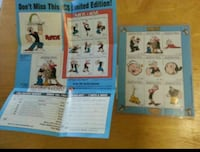 Collectible  Popeye Stamps Sunnyvale, 94087