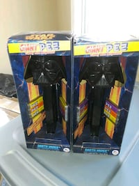 Star Wars Darth Vader action figure 50 km