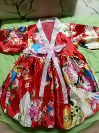 Girl's Kimono Dress - Size Small  Barrie, L4N 5B1