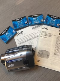 JVC Digital Video Camera (with extras) South Abington Township, 18411