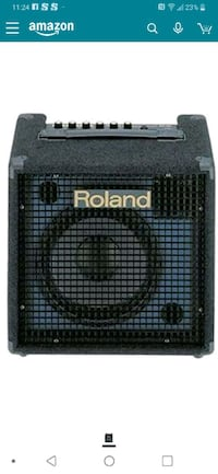 Roland KC-60 Keyboard Amp New Bedford, 02746