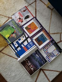 Esl, computer, music and dance books