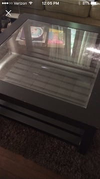 Beautiful. Large coffee table with beveled glass  Selden, 11784