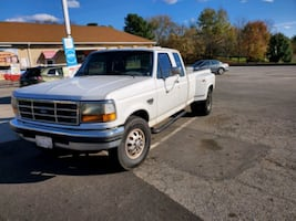 Pick up truck 1997 Ford F-350 7.3