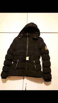 svart zip-up bubblajacka Gothenburg, 415 21