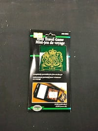 two green and black Nintendo DS game cartridges Toronto, M9W 5E8