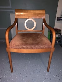 2 side chairs  McLean