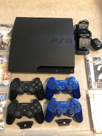 Selling PS3, Controllers, Chargers, Games