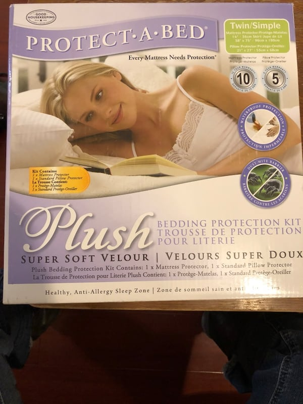 High Quality Mattress protector (Twin) 0