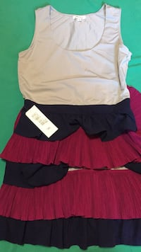 women's pink and black dress Hagerstown, 21740