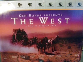 The West VHS Collection