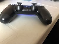 black Sony PS4 game controller Mississauga, L5J 4J2