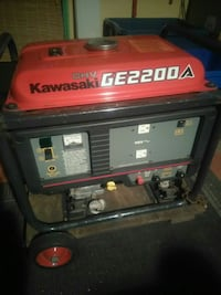 Generator and has battery Charger  Barrie, L4M 1B8