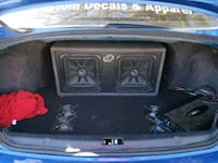 "Two 10"" Kicker L5s in ported Kicker box Oshawa, L1H 2E2"