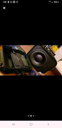 Audio system for vehicle  Vancouver
