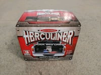 Brand New! Herculiner Truck Bed Roll On Kit Black Chester