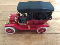 Ford model T diecast Plymouth