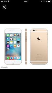 Iphone 6s - 64go Or Osny, 95520