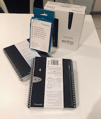 Livescribe Echo Smartpen with books