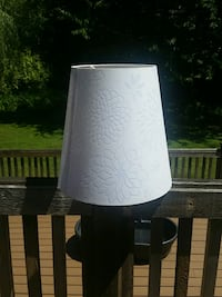 White floral lampshade Redmond, 98053