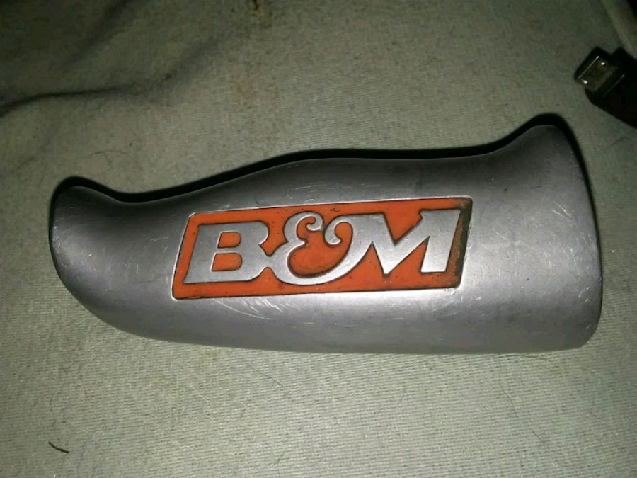 Photo B and m Shifter handle