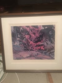 Group of Seven Arthur Lismer limited heritage edition lithograph print  Victoria, V9A 3L7