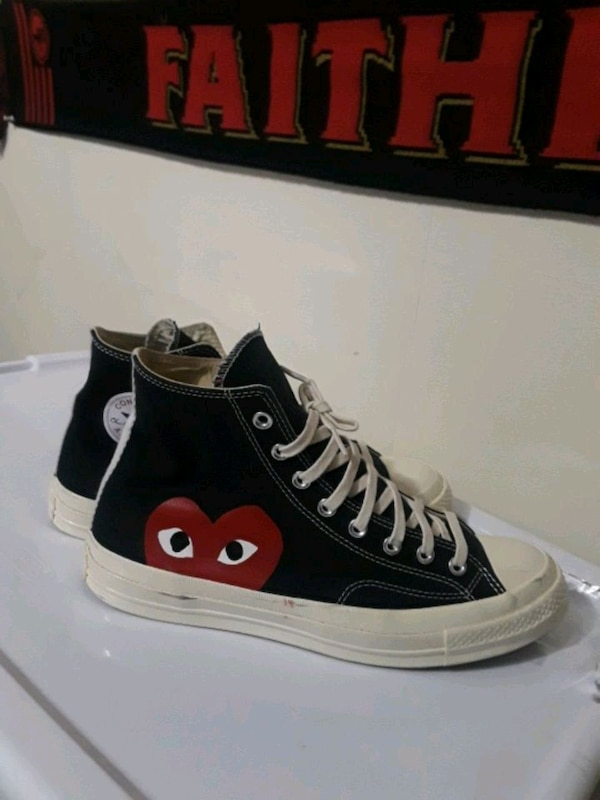 9d6b858456 Used Converse size 10 for sale in San Francisco - letgo