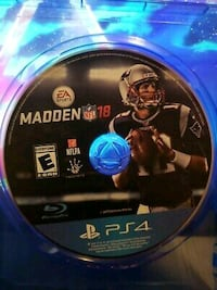 madden 18 PS4  Yonkers, 10701