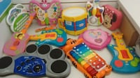 (19) KID'S Musical instruments from 5$ Etobicoke