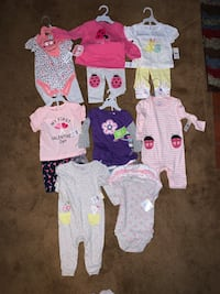 Baby girl clothes South Bend, 46601