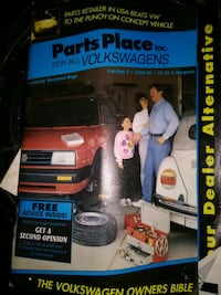 Vintage Volkswagen parts list Tampa, 33619