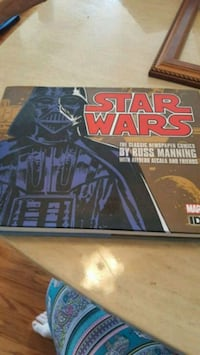 Starwars Comic book Calgary, T2B 0J2