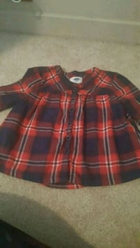 3T plaid shirt Calgary, T2B 2V1