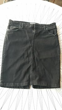 black denim skirt  Calgary, T2J 3V4