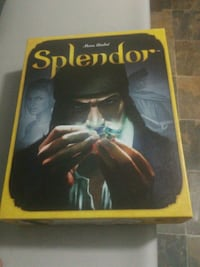 Splendor Board Game Toronto, M5R 2Y9