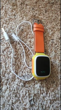 Yellow and black digital watch for kids Prineville, 97754