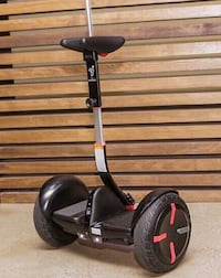 Segway miniPRO | Smart Self Balancing Personal Transporter with Mobile App Control (Black) Los Angeles, 90019